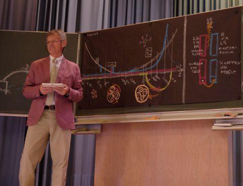 bildungsART 17 - ein Rückblick auf den Vortrag von Dr. Christopher Houghton-Budd