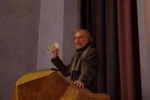 bildungsART 17- ein Rückblick auf den Vortrag von Prof. Dr. Albrecht Hüttig