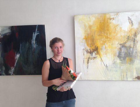 Boesner-Kunst-Förderpreis verliehen