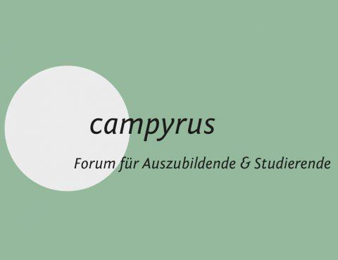 Campyrus in der ersten Auflage erschienen