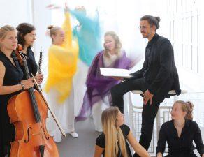 CONNECT – Das internationales Jugendprojekt für Eurythmie, Chor und Orchester