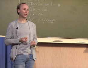 Erde in Disbalance - Vortrag von Johannes Kronenberg